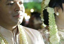 The Wedding Riris & Boy by Point One Wedding Organizer
