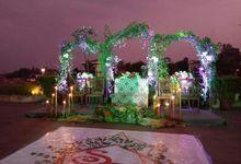 Point One Decoration & Cake by Point One Wedding Organizer