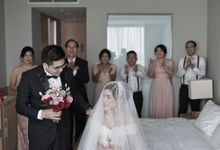 The Wedding of Yul and Stella by W The Organizer