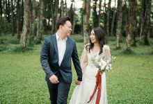 Monica & Kevin Wedding At Maxis Resto by Josh & Friends Entertainment