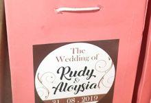 The Wedding Rudi & Aloysia by Point One Wedding Organizer