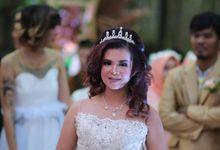 The Wedding Wellda & Heru by Point One Wedding Organizer