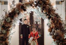 The Wedding Of Ezra & Bosco by FIVE Seasons WO