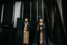 Fira & Erwin in Javanese & Sundanese Wedding by ProjectDEA Wedding Planner