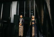 Fira & Erwin by ProjectDEA Wedding Planner