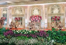 Ayu & Turas Wedding by HENRY BRILLIANTO