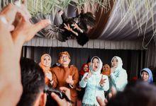 Pengajian, Sungkeman & Siraman by AR31