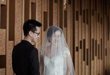 The Wedding Of Acay & Lina by FIVE Seasons WO
