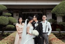 The Wedding Of Acay & Lina by FIVE Seasons WO