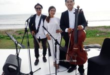 Trio music For Ceremony by Kalea Entertainment