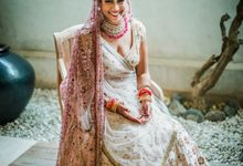 Bali & Indian Wedding by CHERIS'H makeup artist