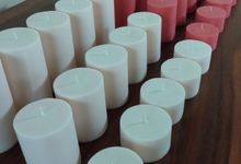 PILLAR CANDLE by JAKARTA CANDLE