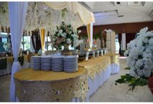 Setting Meja Catering by Calia Catering