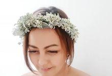 Flower Crown by Nicolette Florist