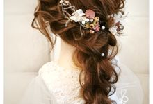 Japanese Hairstyle by yukifangmakeup