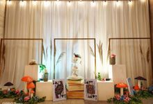 Sonny & Selvia by indodecor