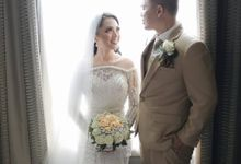 Wedding Andrew Prayzilia by Gphotography