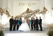 Kendy & Melissa Wedding by deVOWed Wedding & Event Planner