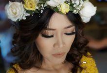 Bride - Santi by NIKENIKKI Makeup Artist