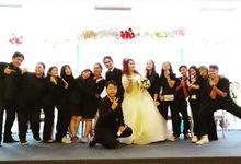 The Wedding Edy & Christin by Point One Wedding Organizer