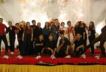 The Wedding Chandra & Elisa by Point One Wedding Organizer
