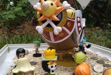 Simbolis Mahar Miniatur One Piece by aaha_mahar_pernikahan