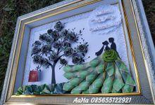 Mahar Pernikahan Siluet by aaha_mahar_pernikahan