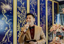 MC : Sangjit Ceremony by Christian Samuel - Master Of Ceremony
