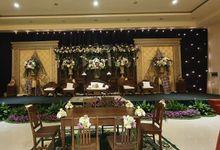 The Wedding DINI & HAMAS by Serunniwedding Organizer