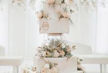 TERRARIUM CAKE by Amor Cake