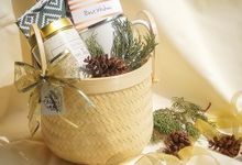Love Bamboo Basket by Love Lulu Box