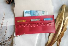 Travel Pouch Kepang by Fie Handcraft