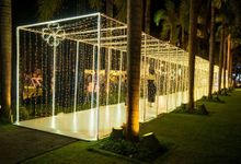 Event Dinner 1000 orang by Sekar Jagat Bali