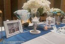 Sylviana Bridal Shower by Phalosa Event Decoration & Table Setting