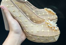Platform Heels Wedding Shoes by Simply Happy