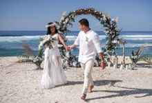 The Wedding of Danilo & Mariana by The Beyond Bali