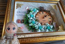 Simple Rustic Mahar by aaha_mahar_pernikahan