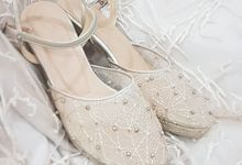 Wedding & Party Shoes by The Garten