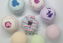 Bubble Bath Bombs by MAGA Indonesia