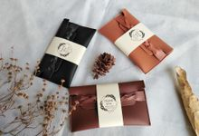 Pouch Kepang by Fie Handcraft