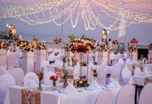 Event Dinner 300 Orang by Sekar Jagat Bali