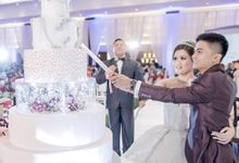 Andreas & Vania by AmouR Wedding Planner & Organizer