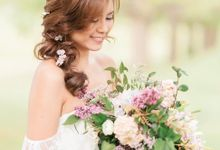 Queenie Wedding Anniversary Photoshoot by Pheny KS