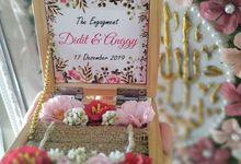Kotak Cincin Kayu by aaha_mahar_pernikahan