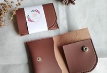 Card Wallet 01 by Fie Handcraft