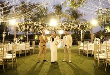 The Wedding of Kent and Nicky by Moondance Bali