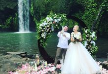 The Wedding of Greisier & Kateryna by The Beyond Bali