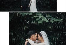 The Wedding Of Reynard & Cindy by FIVE Seasons WO