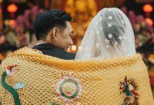 The Wedding Of Reynard & Cindy by FIVE Seasons WO