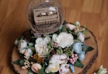 The Wedding Of Ezra Mayang by FIVE Seasons WO